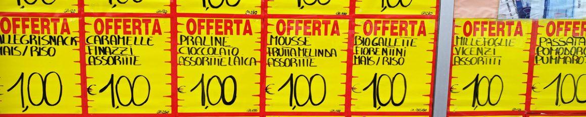 TUTTO a 1 €