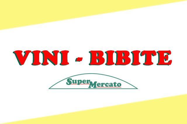 Vini – Bibite – Acqua